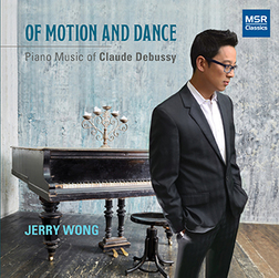 Jerry Wong Of Motion and Dance album cover